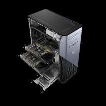 Dell Inspiron Gaming Desktop Clear Side-panel