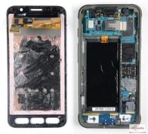 Samsung Galaxy S7 Active Teardown Treatment