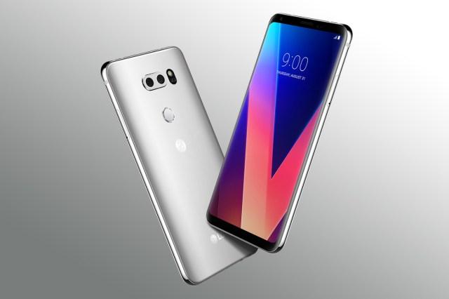 LG V30 and V30+ receive Oreo beta - NotebookCheck.net News