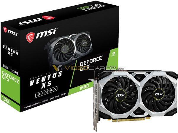 Nvidia Geforce Gtx 1660 Leaks Specifications