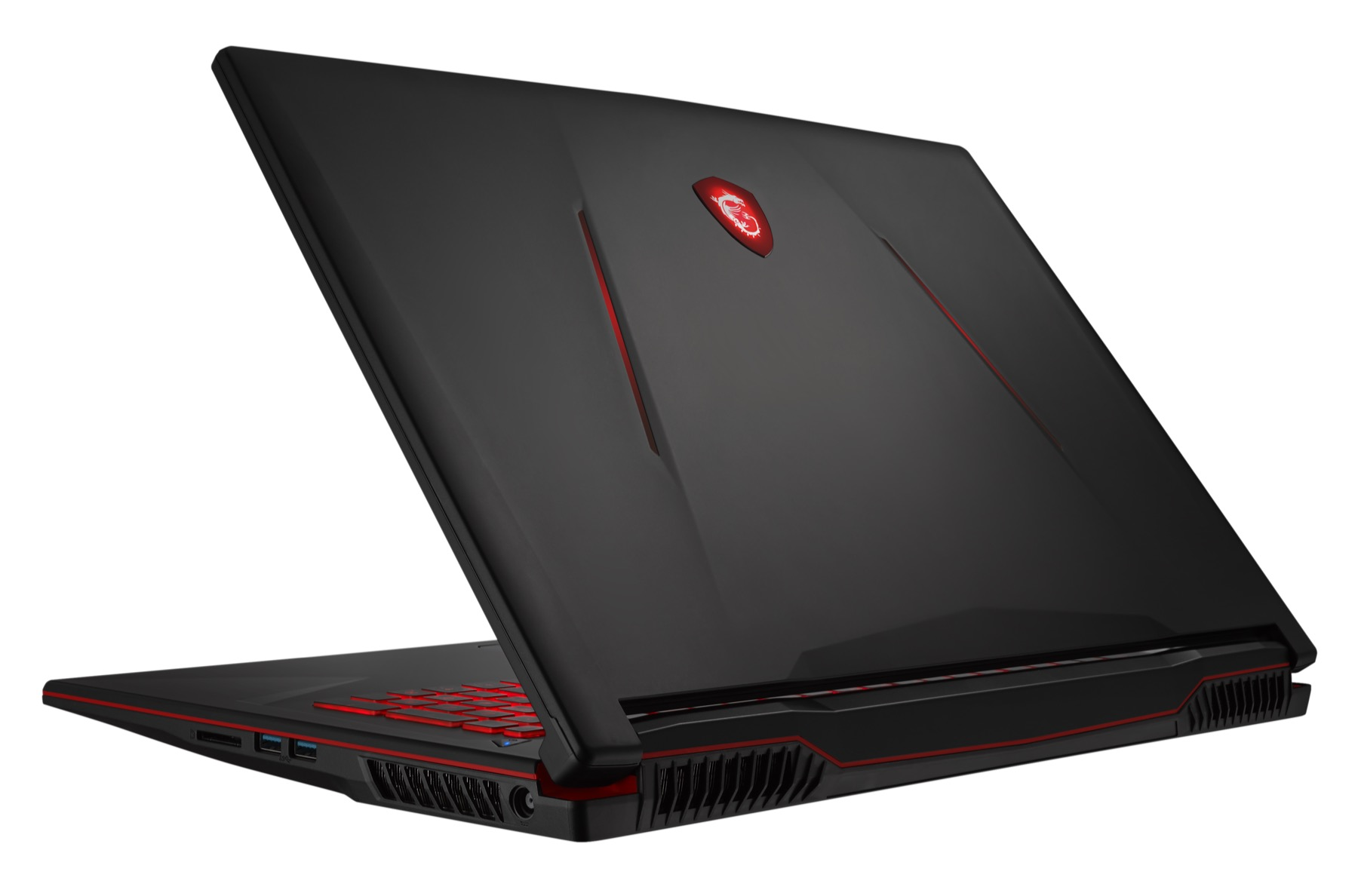 The MSI GL7363 budget gaming laptops are powered by the