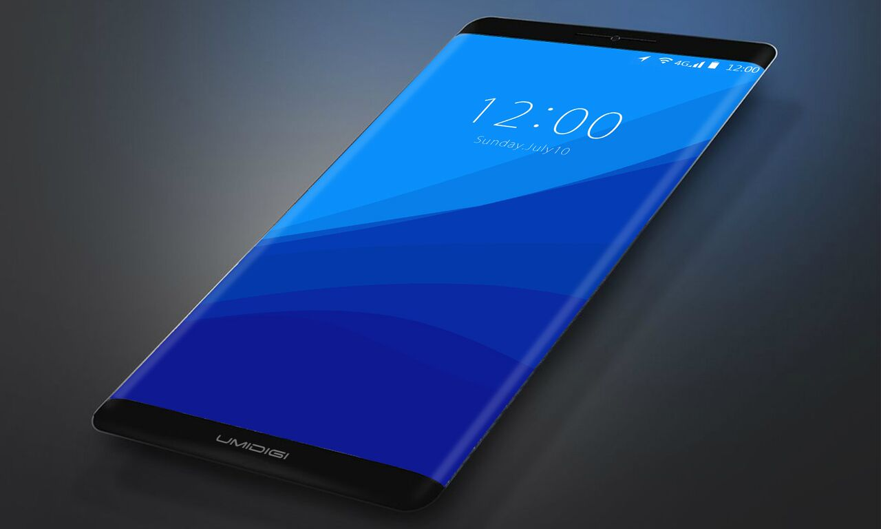New Umidigi flagship on the cards  8GB RAM curved screen