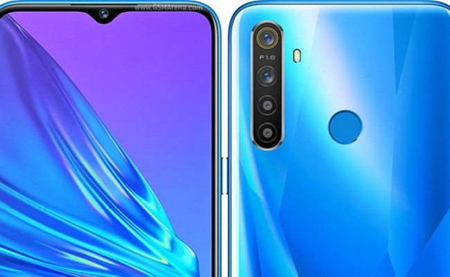 The Realme 5i Is A Possible 2020 Phone With The Snapdragon