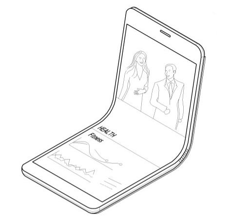 Samsung's foldable Galaxy X coming in ealry 2019 according