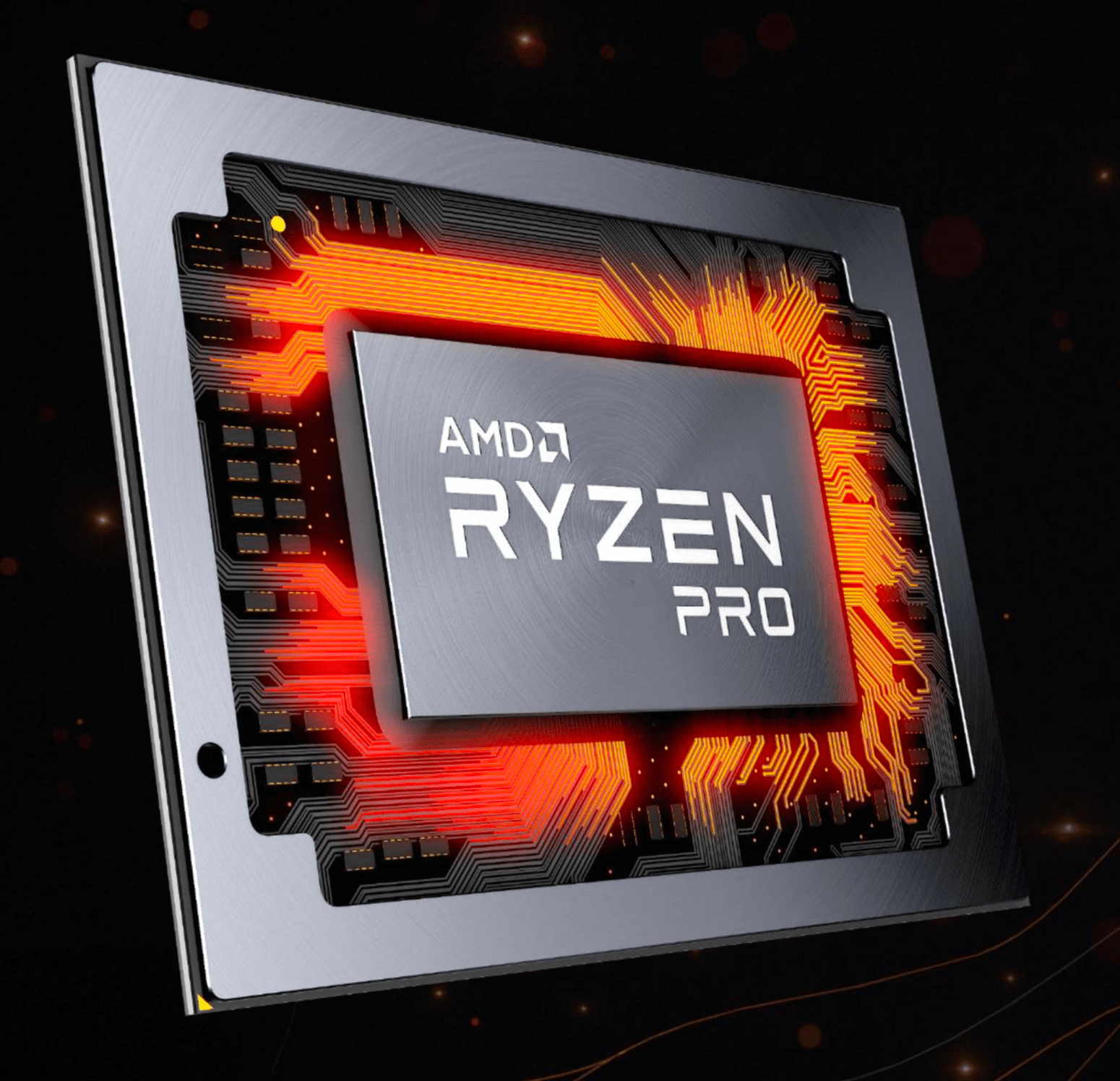 Ryzen PRO Mobile Brings Ryzen To Business Laptops