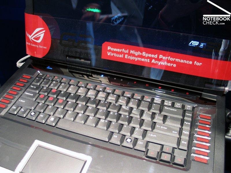 Asus G2S External Reviews