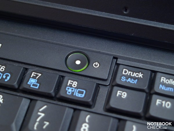Lenovo N500 Laptop Power Button - Year of Clean Water