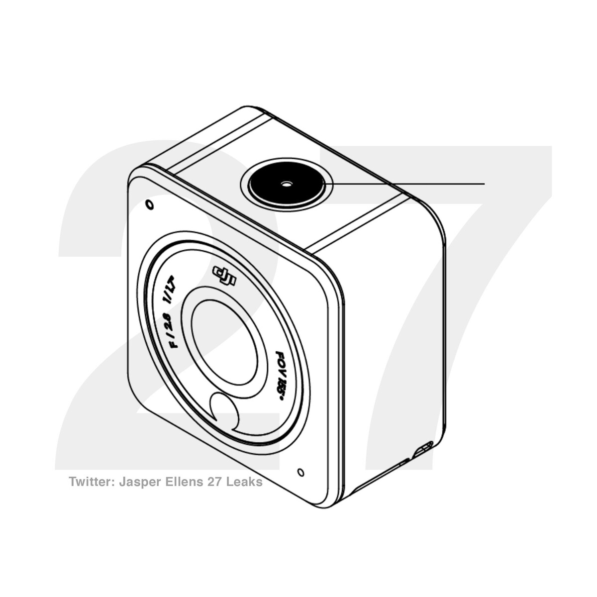 Leaked DJI Osmo Action 2 manual confirms the design and