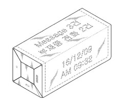 Samsung patents a display that can fold...into a brick