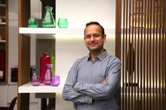 Vikas Agarwal, OnePlus India GM, speaks to Notebookcheck about the company's recent smartphone and smart TV strategies. (Photo courtesy: OnePlus India)