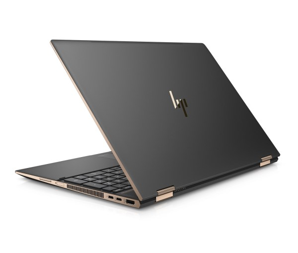 Hp Spectre X360 15 2018 With Kaby Lake