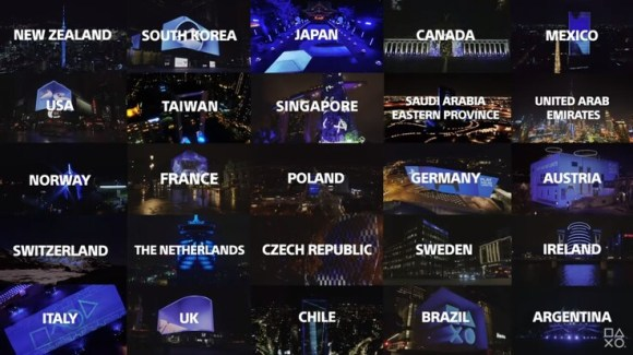 PS5 worldwide. (Image source: PlayStation blog)