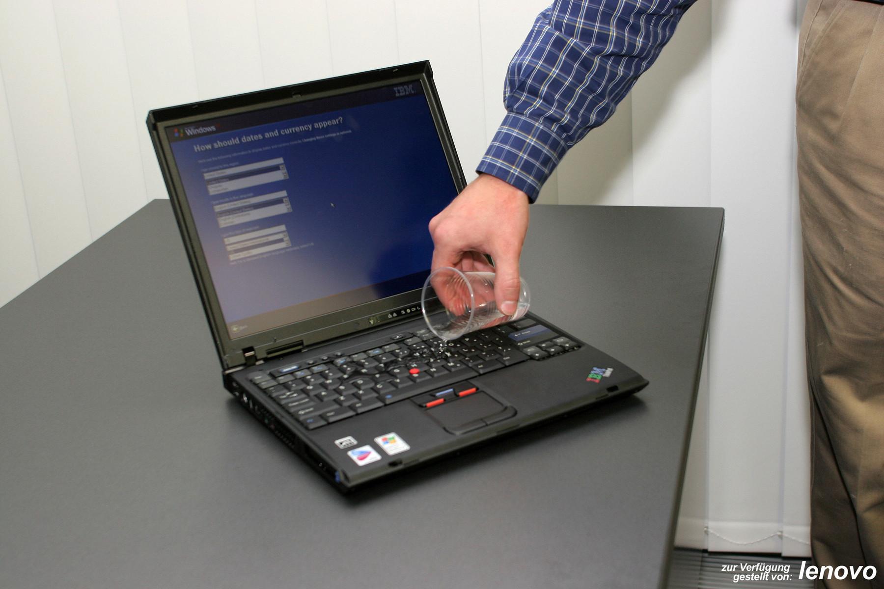 Review IBMLenovo Thinkpad T60  NotebookChecknet Reviews