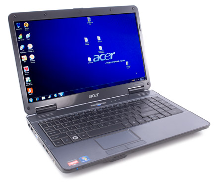 Acer Aspire 55171643  Notebookchecknet External Reviews
