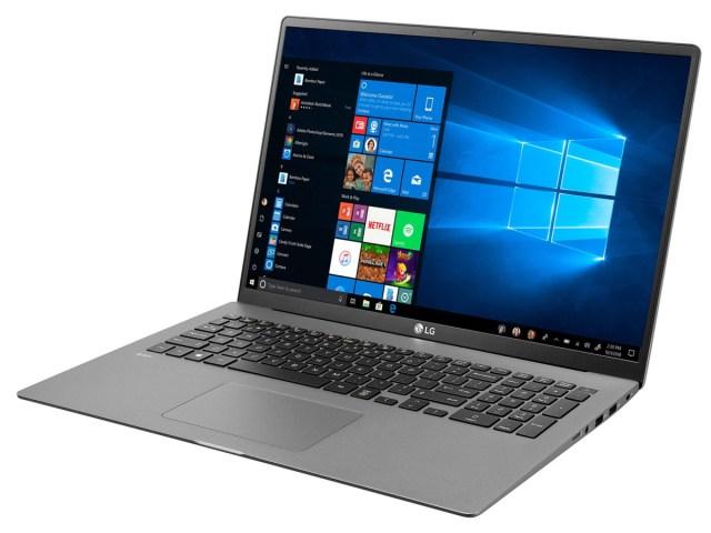 LG Gram 17 17Z90N-V.AA77G - Notebookcheck.net External Reviews