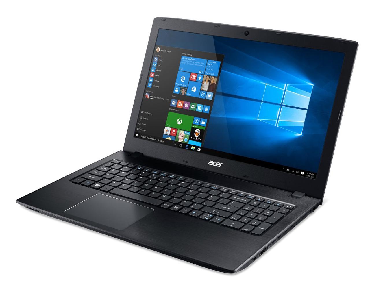 Acer Aspire E5-576-392H - Notebookcheck.net External Reviews