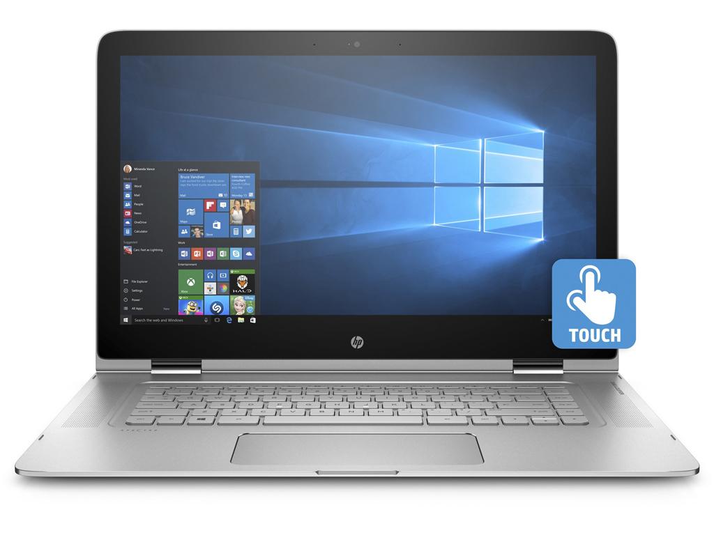 HP Spectre x360 15-ap004ng - Notebookcheck.net External Reviews