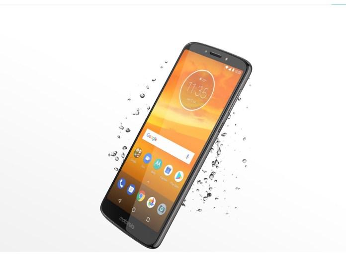 Motorola Moto E5 Plus Notebookcheck Net External Reviews