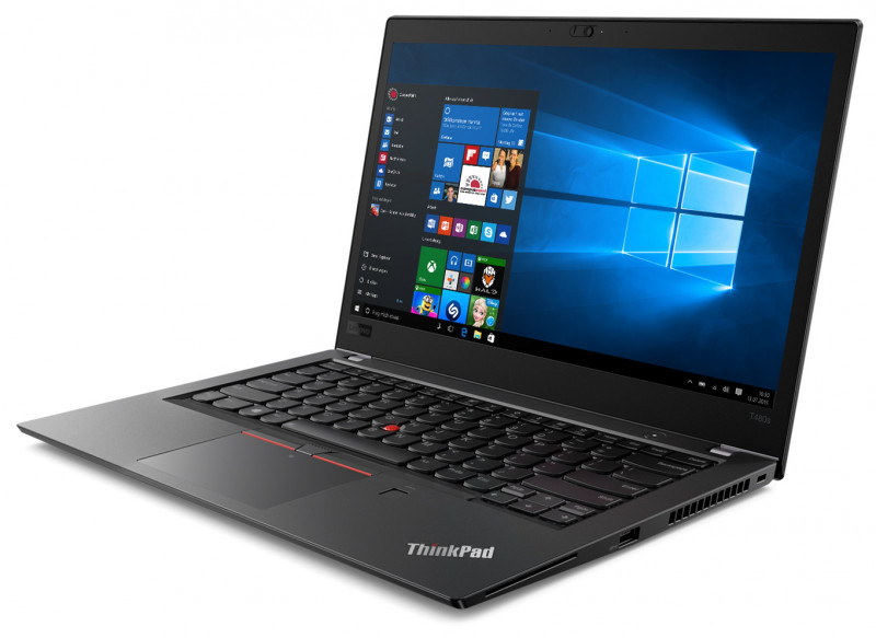 Lenovo ThinkPad T480s 20L8S02D00