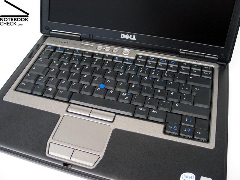 Anlisis Dell Latitude D620 Notebook  Notebookcheckorg
