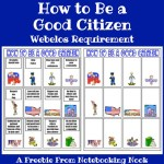 How To Be a Good Cititzen