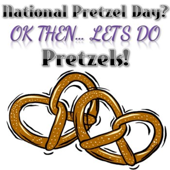 Pretzel Resources and Notebooking Pages