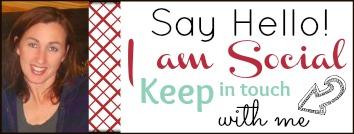 Say Hello! I'm Social :)