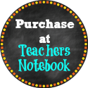 Notebooking Nook - Purchase from TeachersNotebook