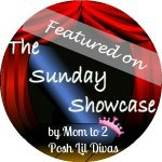 sunday showcase feature button