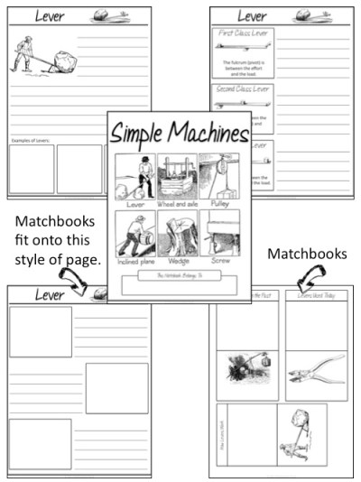 Simple Machines Samples