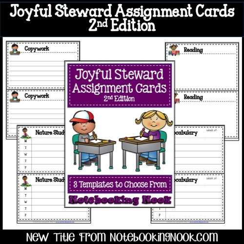 Joyful Steward Assignment Cards 2nd Edition