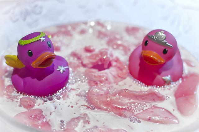 Sensory Play - The Bubble Bath
