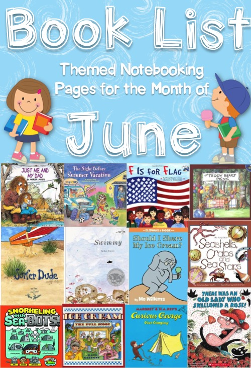 June Book List