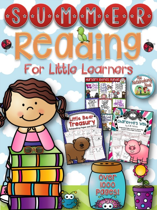 Summer Reading for Little Learners