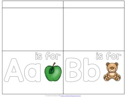 ABC Matchbooks Samples