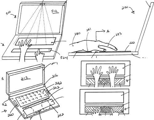 MacBook MultiTouch Apple