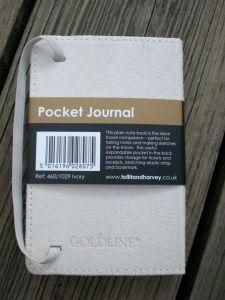 goldline notebook62872