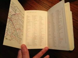 Moleskine Monday: More on City Notebooks