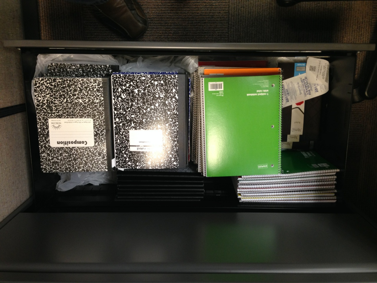 Notebook Addict of the Week: Bubba