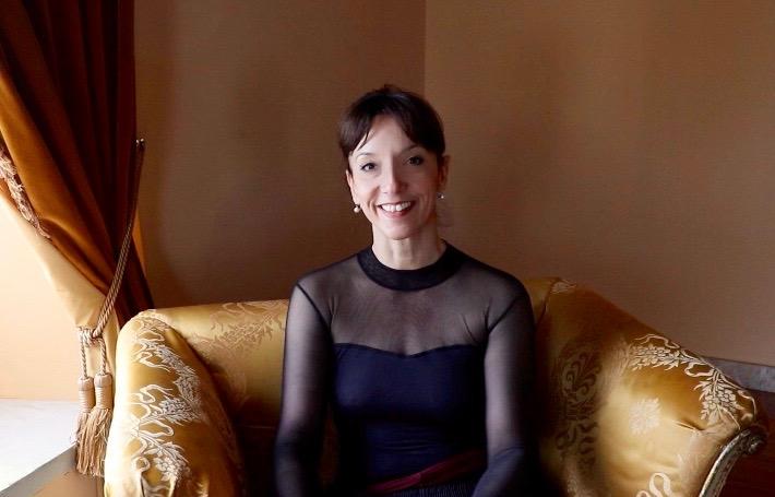 Marta Romagna: trauma, riabilitazione, messa in forma di una ballerina.