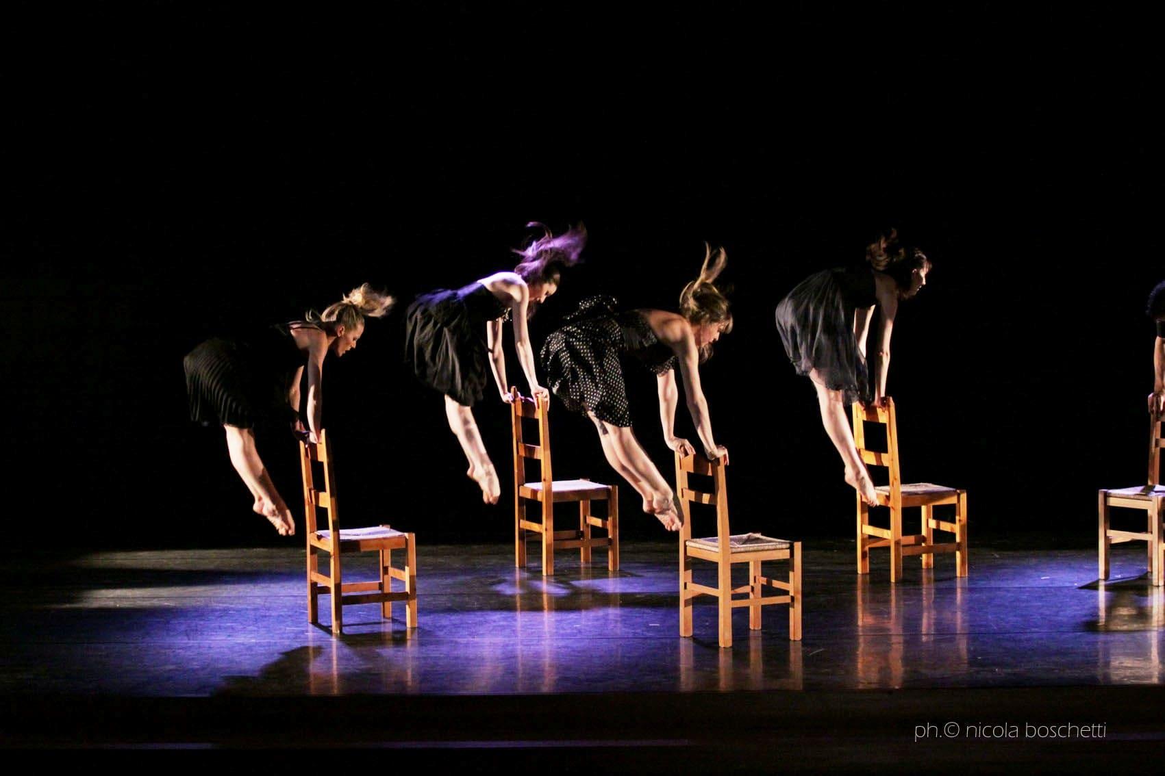 """Danza in Rete Festival Vicenza: """"Ballades"""" della Compagnia Fabula Saltica"""