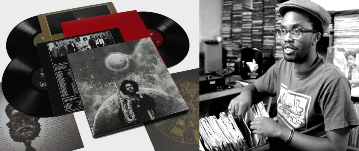The Collector | DJ Kenzhero on vinyl and Kamasi Washington