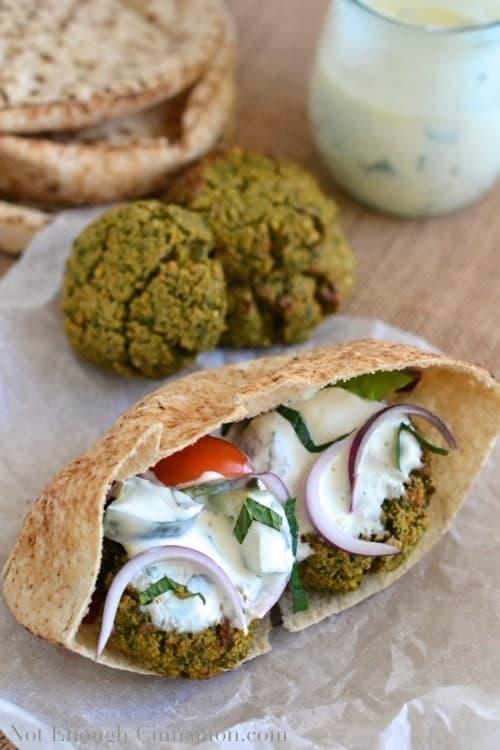 Vegetarian Pita Sandwich Recipes