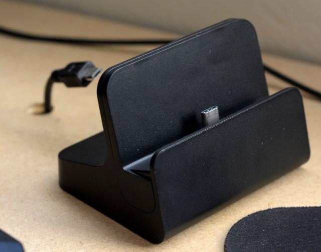 Nexus 6P desk cradle