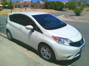 My 2014 Nissan Versa Note SV  Nissan Note Owners Forum