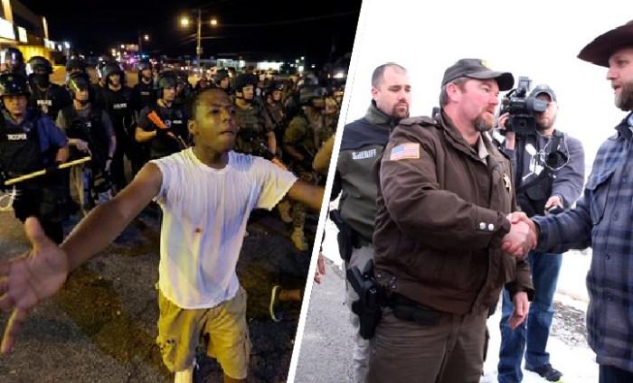 split-how-cops-react