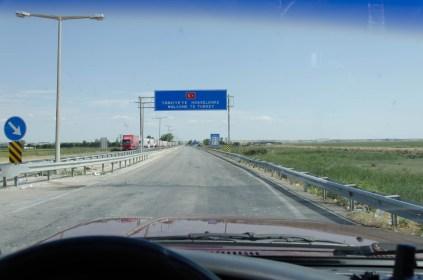 Einreise Türkei bei Ipsala