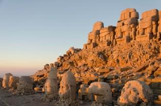 Griechische trifft persische Hochkultur: Mt. Nemrut