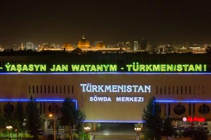 Turkmenistan!