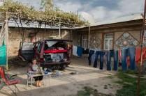 Waschtag in Duschanbe
